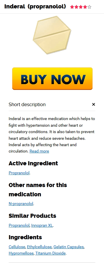Discount 20 mg Inderal cheap