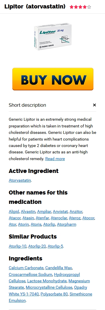 Cheap Generic Lipitor