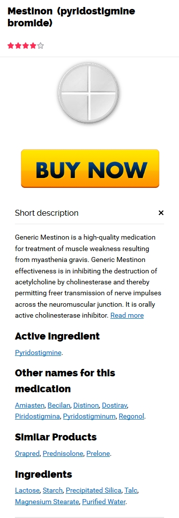 Cost Of Mestinon 60 mg generic