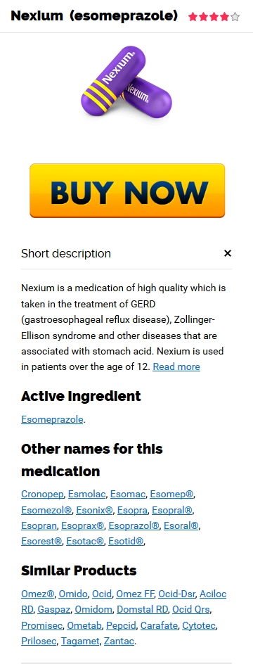 cheapest 20 mg Nexium Safe Buy