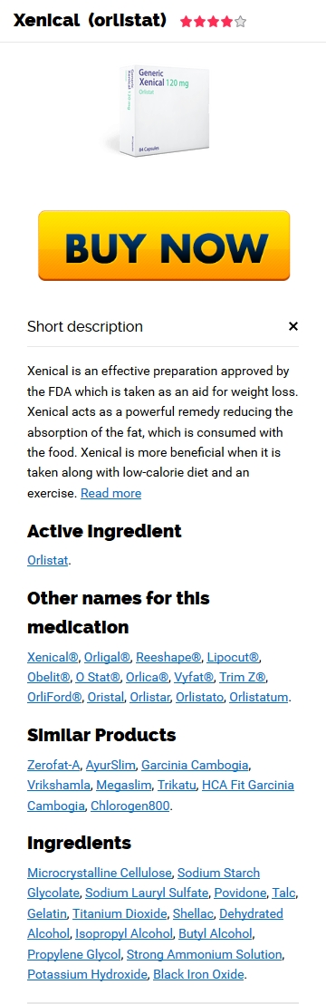 Cheapest Xenical Generic Pills Order
