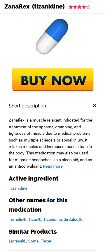 Purchase Cheap Generic Zanaflex