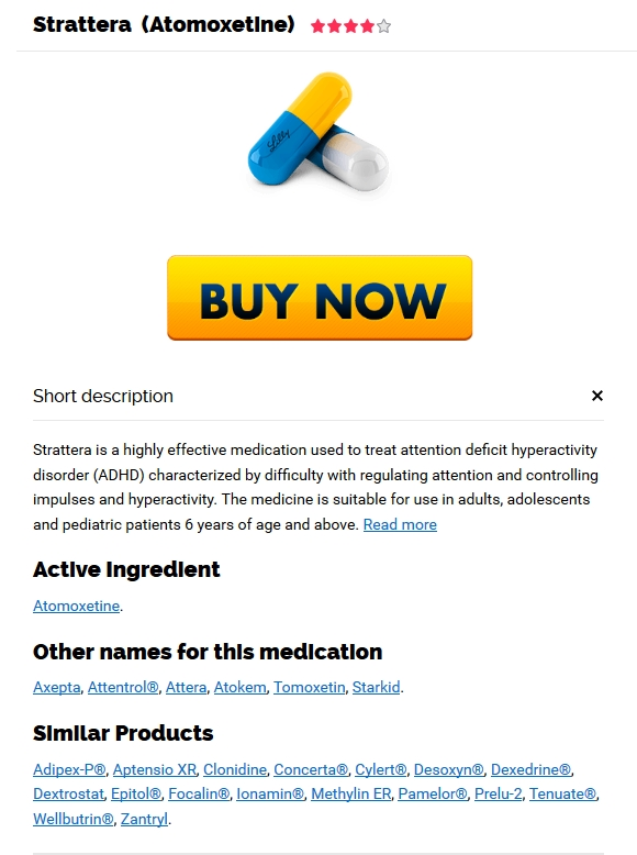 Cheapest Strattera 10 mg where to buy - Bonus For Every Order