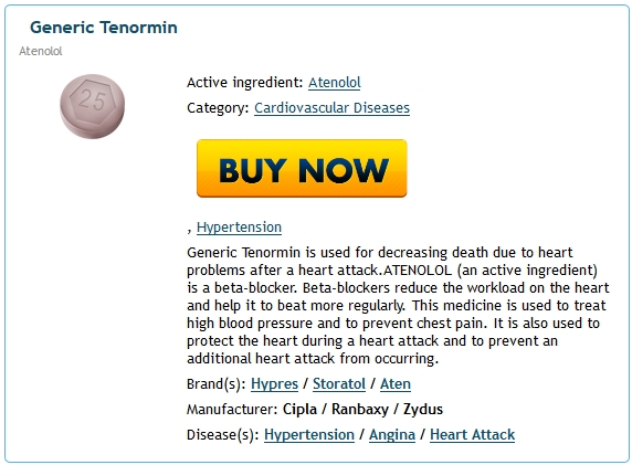 Cheapest Generic Tenormin Purchase – Trackable Shipping – 24h Online Support